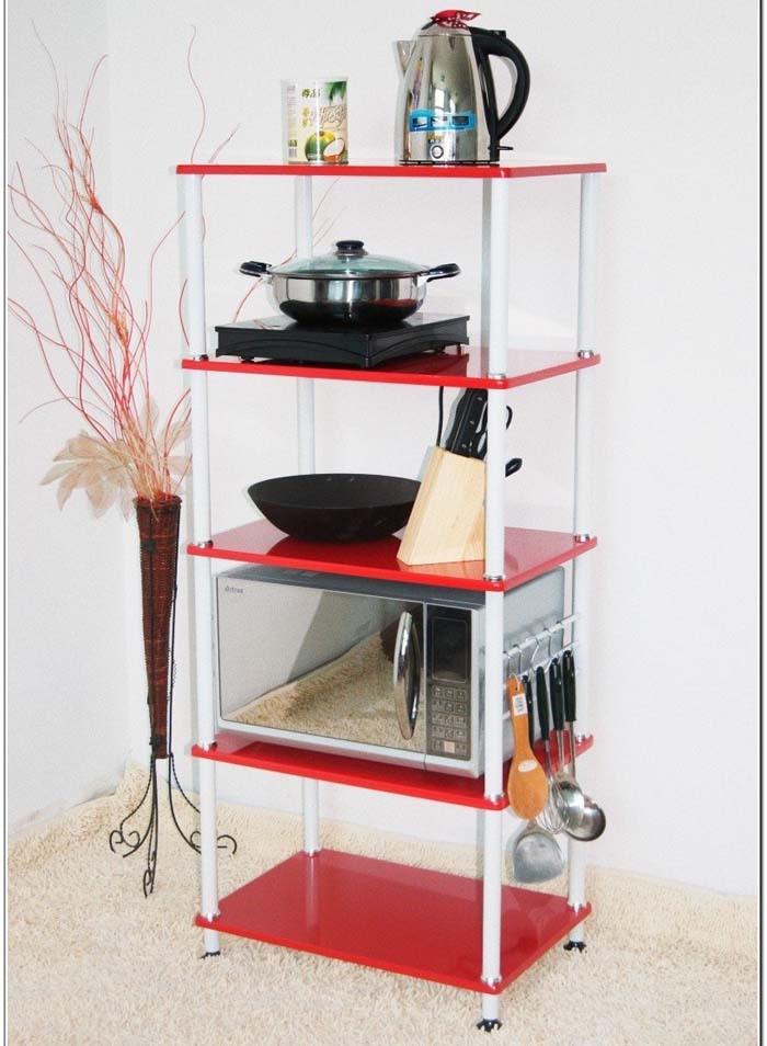Small Kitchen Storage Rack Novocom Top