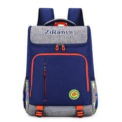 Ortopedyczne szkoła plecaki torby szkolne dla dzieci wysokiej jakości plecak z nylonu książka dla dzieci torba dla dziewcząt chłopców tornister mochilas