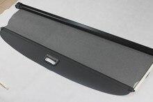 For Kia Sorento 2009 2010 2011 2012 Rear Trunk Security Shield Cargo Cover Black