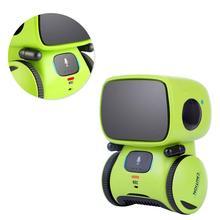 インテリジェントロボット子供のためのダンス音楽録音対話タッチセンシティブ制御インタラクティブ玩具スマートロボット子供のための