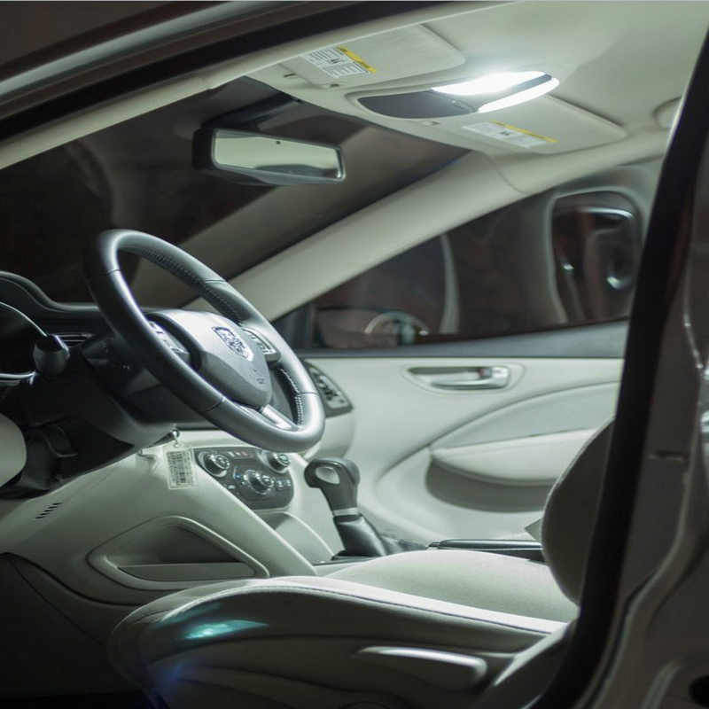 Free Shipping 17Pcs/Lot car-styling Xenon White Canbus Package Kit LED Interior Lights For 2000-2005 Chevy Impala