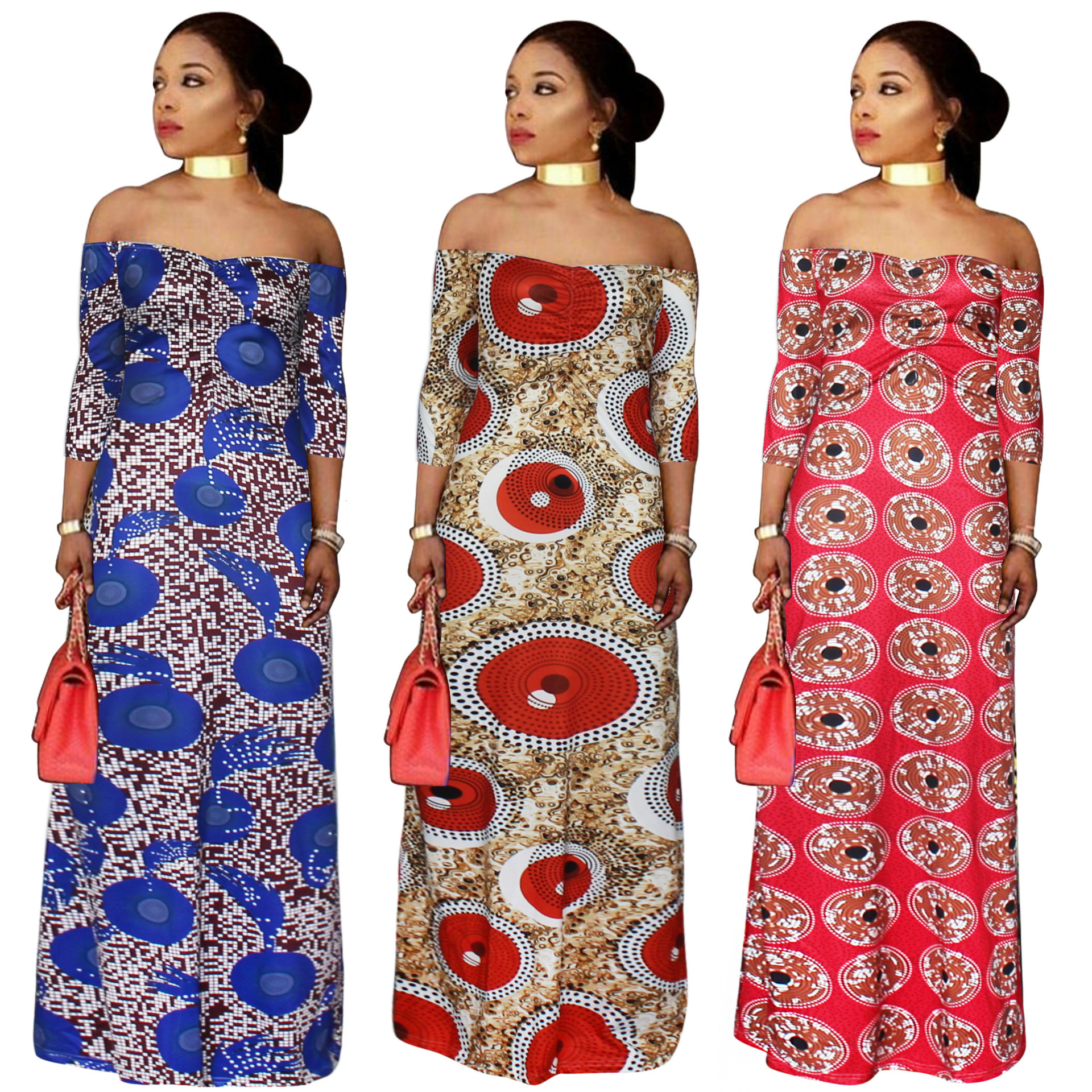 Popular simple african dresses buy cheap simple african for Best dress shirts 2017