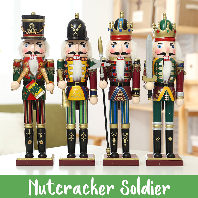 buy christmas nutcracker decorations and get free shipping on aliexpresscom