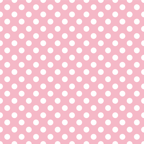 HUAYI Pink Polka Dots Art fabric art fabric cloth Photography
