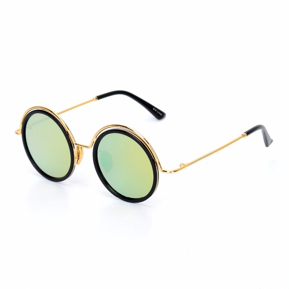 Brand BG06-07 Vintage Round Women Sungalsses UV400 Protection Classic Female Sunglasses Oculos De Sol Fenimino with Pacing Box ...