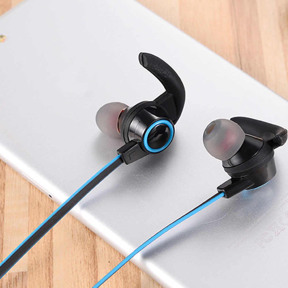 جديد في الأذن البسيطة سماعة أذن تستخدم عند ممارسة الرياضة الرياضة للماء ضياع لعبة سماعة الأذنين اللاسلكية 5.0 سماعة رأس بخاصية البلوتوث مع Mic