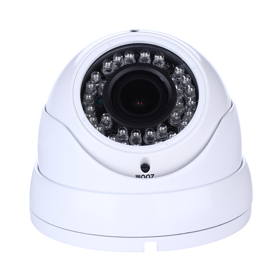 AHD Camera 3MP 2.8-12mm Varifocal Lens SONY IMX323 UltraLow Illumination 36pcs infrared leds NightVision 1080P AHD Camera