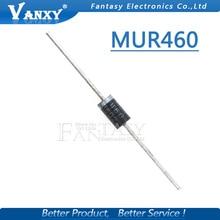 20pcs MUR460R לעשות 201 4A 600V קו התאוששות סוג דיודה MUR460