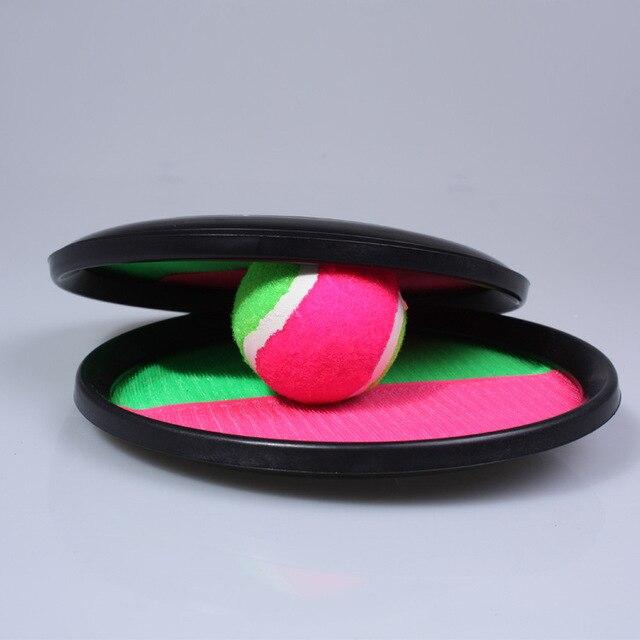 New Design Outdoor Interactive Sports Child Beach Racket &1 Pair Beach Racket And 1PC Ball