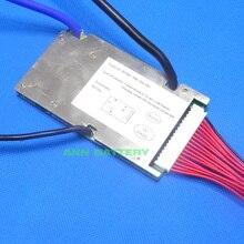 شحن مجاني 60 فولت 16S 40A BMS ل 16S 3.7 فولت بطارية ليثيوم أيون 59.2 فولت 40A BMS مستمر wrking الحالي 40A شحن الجهد 67.2 فولت