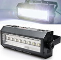 New DMX Sound control 8 LED Strobe Lamp Party Disco DJ Bar Light Show Projector Stage Lighting