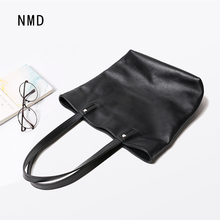 NMD Genuine Leather Bags Handbags Women Famous Brands so Soft Real Shoulder Crossbody Luxury Quality