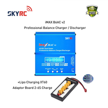 Skyrc iMAX B6AC V2 Balance Ladegerät/Entlader Batterie RC Racing Drone original B6 AC