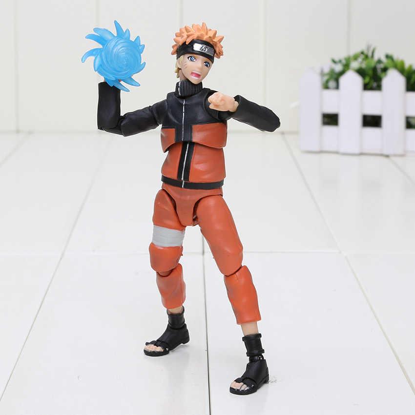 15 см Наруто Саске намиказе Хатаке Какаши Учиха Итачи ПВХ Фигурки игрушки Susuke Наруто фигурка