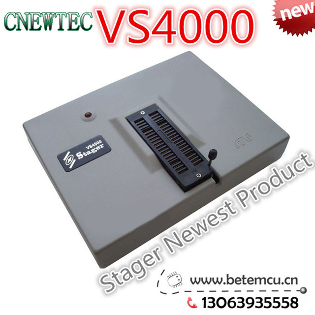 US $51 0  Stager VSpeed series VS4000 better than G540 TL866CS TL866  Programmer Support software update for more IC-in Integrated Circuits from