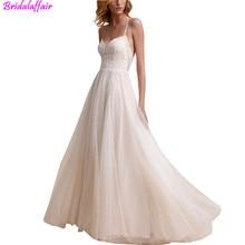 2019 New Style Beautiful Elegant Custom Made Vestido De Noiva Elegante Lace Short Sleeves Beautiful Vestido Beach Wedding Dress вечернее платье brand new 2015 vermelha elegante vestido 330184