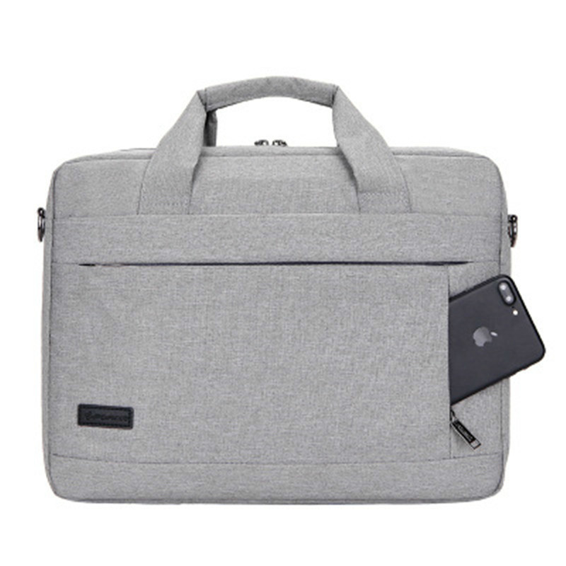 New Arrival Men Briefcases Canvas Laptop Handbags Business Bag Briefcase Women 14