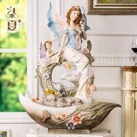 Гостиной ТВ кабинета творческий украшение дома стиль воды посадки большой высокого класса свадьбы новоселье подарок