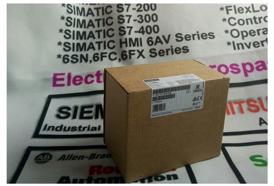 6ES7215 1AG40 0XB0 6ES7 215 1AG40 0XB0 S7 1200 1215C CPU PLC MODULE REPLACE 6ES7215 1AG31