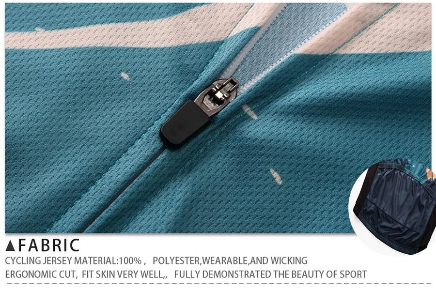 2019 Trekking Summer Cycling Jersey Breathable Short Sleeve Men Shirt Ropa De