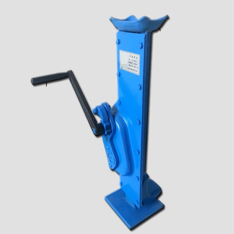5ton Mechanical Steel Lifting Jack Industrial Lifting