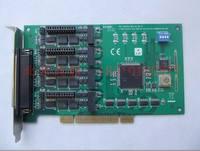 1 ano de garantia original novo passou o teste PCI-1612CU a1 4-port RS-232 RS-422 RS-485 pci universal cartão de comunicação