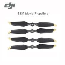 DJI Mavic Pro Platinum 8331 малошумные быстросъемные пропеллеры золотого и серебристого цвета для DJI Mavic pro series