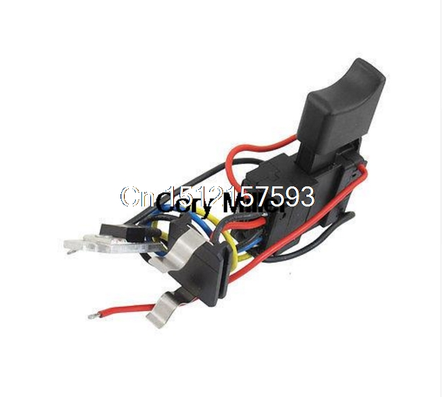 7.2 24V DC 12A Rapair Component Electric Drill Circuit Switch-in ...