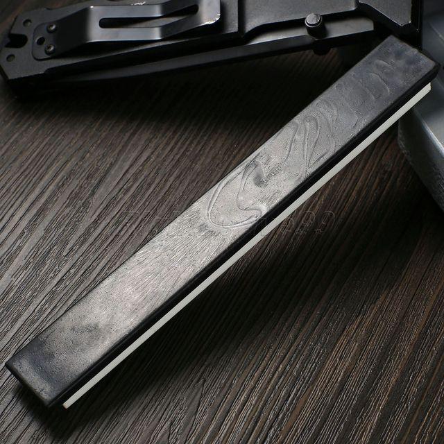 Men Shaving Blade Grindstone Professional Grinding Sharpener Mens Razor Blade Grindstones