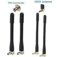 Antenas de 3g/4g com conector ts9/crc9, 2 peças, antena de 1920-2670 mhz para telemóvel universal
