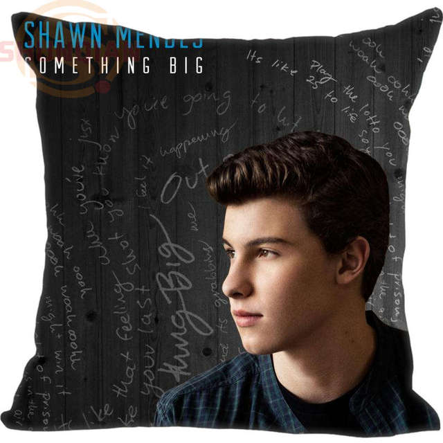 New Arrival Shawn Mendes #69 Pillowcase Wedding Decorative Pillow Case Customize Gift For Pillow CoverW&17212
