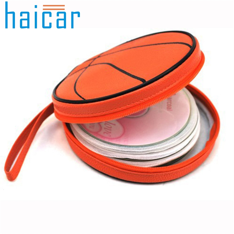 organizer 24CD Game DVD Disc Storage bag Organizer Wallet Storage Sheet Case Holder Carry Bag U70227 DROP SHIP
