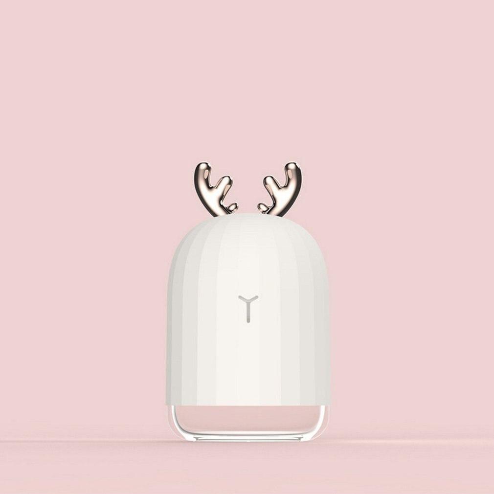 Mini USB Desktop Luftreiniger Nebel Maker Wasser Tank Hause Büro Dekoration Deer/Kaninchen Luftbefeuchter