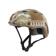 2017 Cascos Limited 58-60cm Abs Men Tactical Fast Helmet/hot Selling Durable Airsoft Helmet MultiCam for Hunting