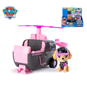 Image 2 - Original Paw Patrol Special Mission Series Puppy Patrol Car Action Figures Toy Dog Lookout Tower Rescue Bus Vehicle Toy Kid Gift