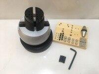 Ювелирные изделия высокого качества гравюра блока мяч тиски настройки ключа с аксессуарами