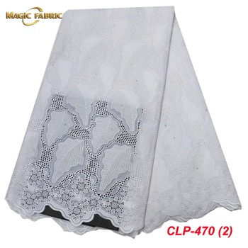 African Lace Fabric 2018 Embroidered Nigerian Laces Fabric Bridal High Quality French Tulle Lace Fabric For Women CLP-470