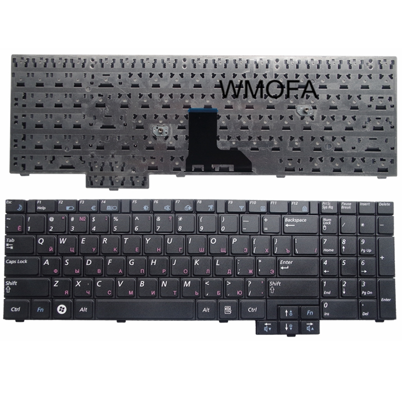 RU black New FOR Samsung R528 R530 R540 R620 R517 R523 RV508 R525 Laptop Keyboard Russian new czech keyboard for samsung r620 np r620 r525 np r525 r528 r530 r540 cz black laptop keyboard