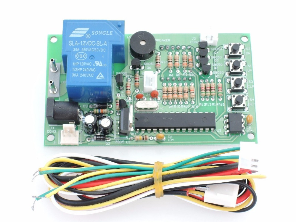 [Sintron] CH-15 Timer Control Board Power Supply Coin Acceptor Selector