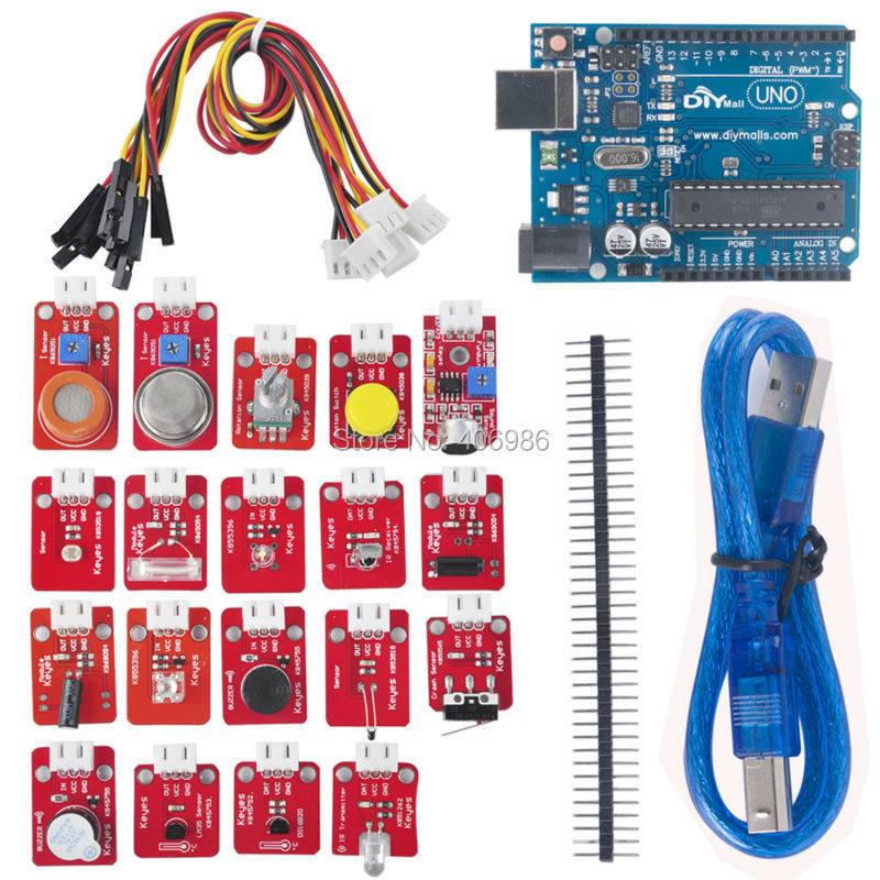 Electronic Building Blocks DIY Learning font b Kit b font for font b Arduino b font