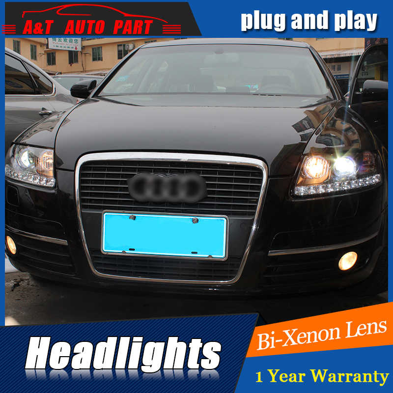 Detail Feedback Questions About Car Styling For Audi A6 C5