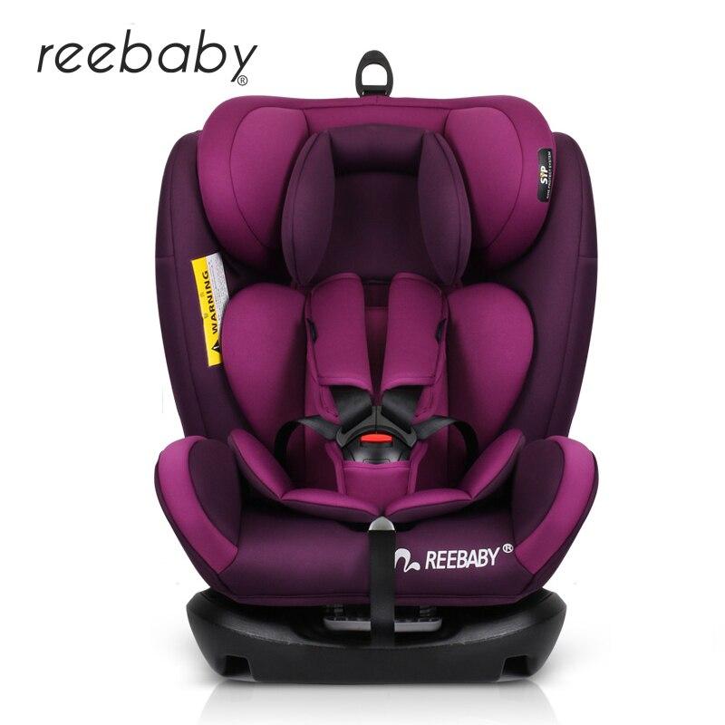 Livraison gratuite de l'ue! Siège de sécurité voiture enfant ISOFIX 0-6 ans sécurité infantile voiture bébé nouveau-né Installation bidirectionnelle sièges de sécurité - 2