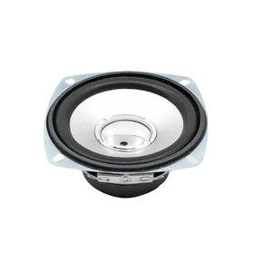 Image 2 - Tenghong 2 pièces 3 pouces gamme complète haut parleurs 4Ohm 10W 78MM carré Portable haut parleur unité pour Home cinéma haut parleurs bricolage