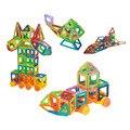 60 ШТ. Мини Магнитного Строительных Блоков Модели DIY Архитектура Магнитные Развивающие Игрушки Для Детей Магнитного Строительные Блоки