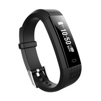 Free Shipping Bluetooth Touch Screen Smart Watch Sports Fitness Heart Rate Tracker Blood Pressure Sports Wrist