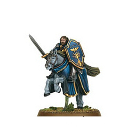 Faramir, Captain Of Ithilien Metal Material Lord Of The Rings Figure Resin Kit Free Shipping   DIY TOYS