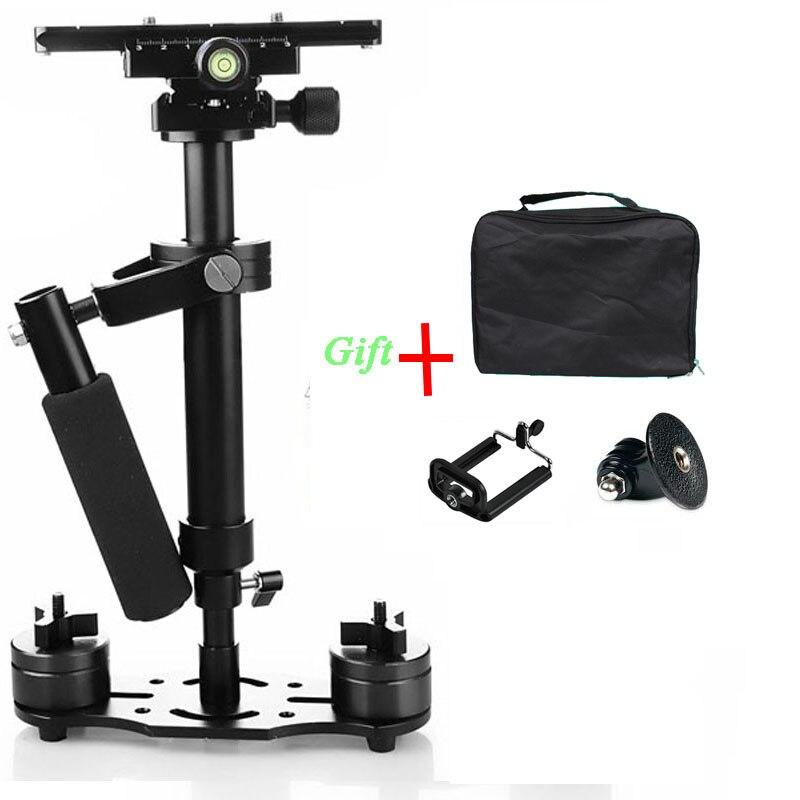 bilder für Steadicam S40 Handkamera Stabilizer, Steadycam Video Stetige DSLR Estabilizador Kameras Kompakte Camcorder