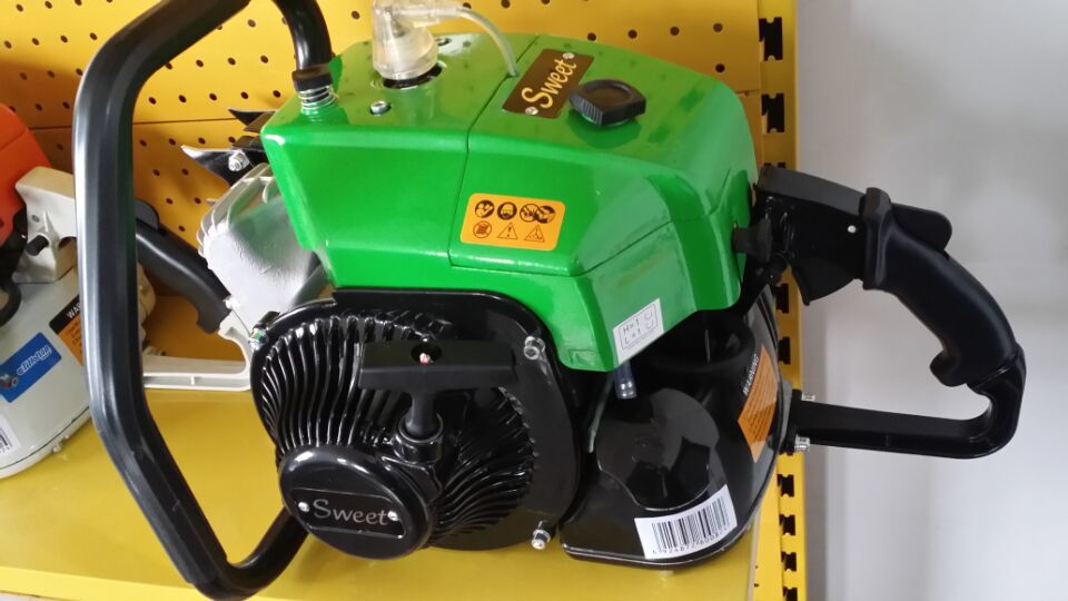 Top quality China production Strongest power output ST070 Gasoline Chainsaw 4.8KW 2 Stroke 105CC 36 lenghth whole solid guide