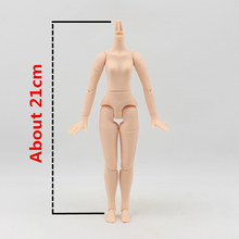 Neo Blythe Doll Hands Body Natural Skin Color Extra Hand Gestures