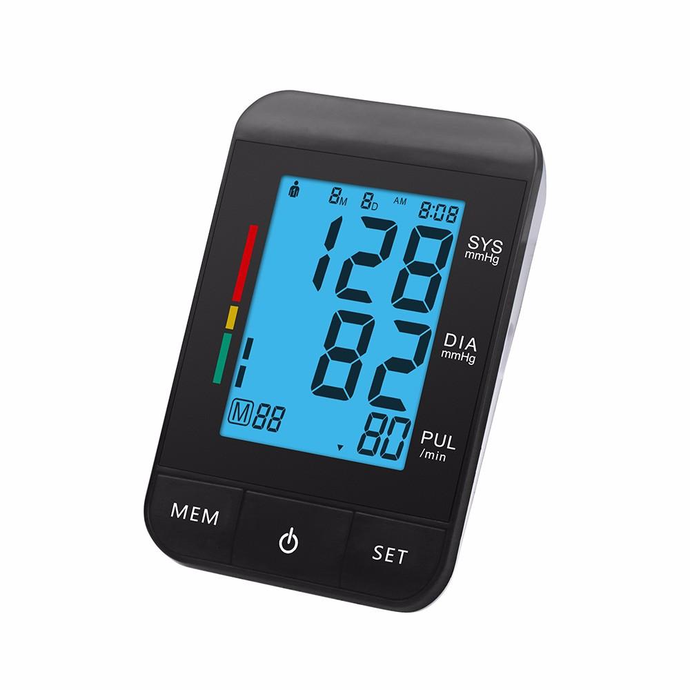 Health Care Automatic Wrist Blood Pressure Monitor Digital LCD Wrist Cuff Blood Pressure Meter Esfingomanometro Tonometer (2)